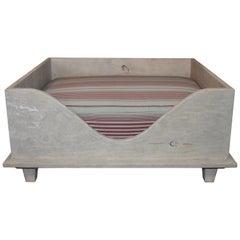 Swedish Style Dog Bed