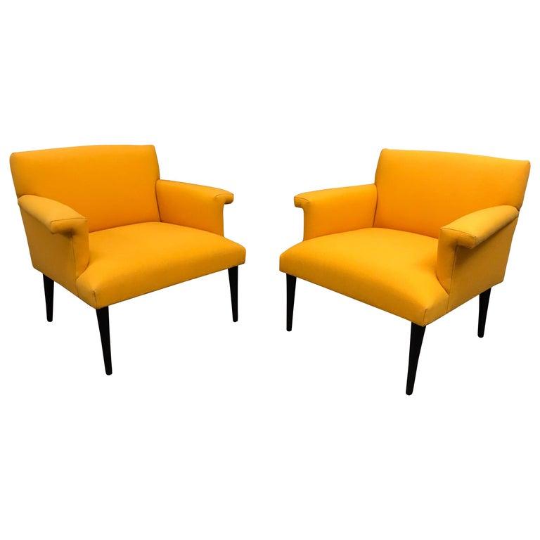 Van Keppel-Green Midcentury Custom Lounge Chairs