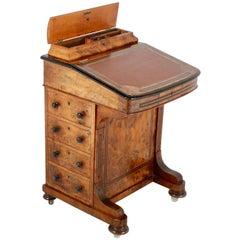 Victorian Davenport Desk