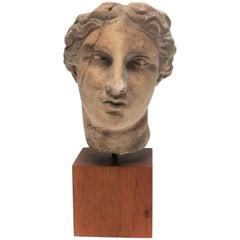 Sculpture Head or Bust
