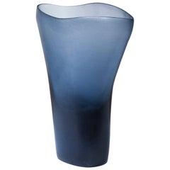 Venini Battuto Monumental Vase Tobia Scarpa 1959 Signed