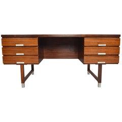 Kai Kristiansen Model EP 401 Rosewood Executive Desk