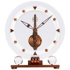 Jaeger-LeCoultre Art Deco Mantel Clock, 1930s