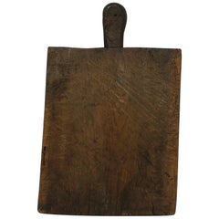French, 19th Century, Wooden Chopping or Cutting Board