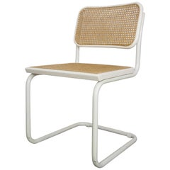 Cesca B32 Chair French Design by Marcel Breuer