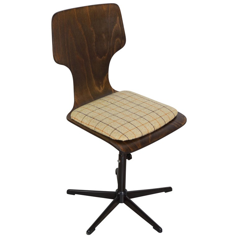 Office Chair 1960s Design