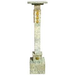 Napoleonic Style Pedestal