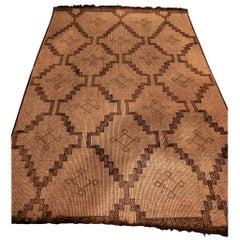 Handwoven Tuareg Rug or Mat