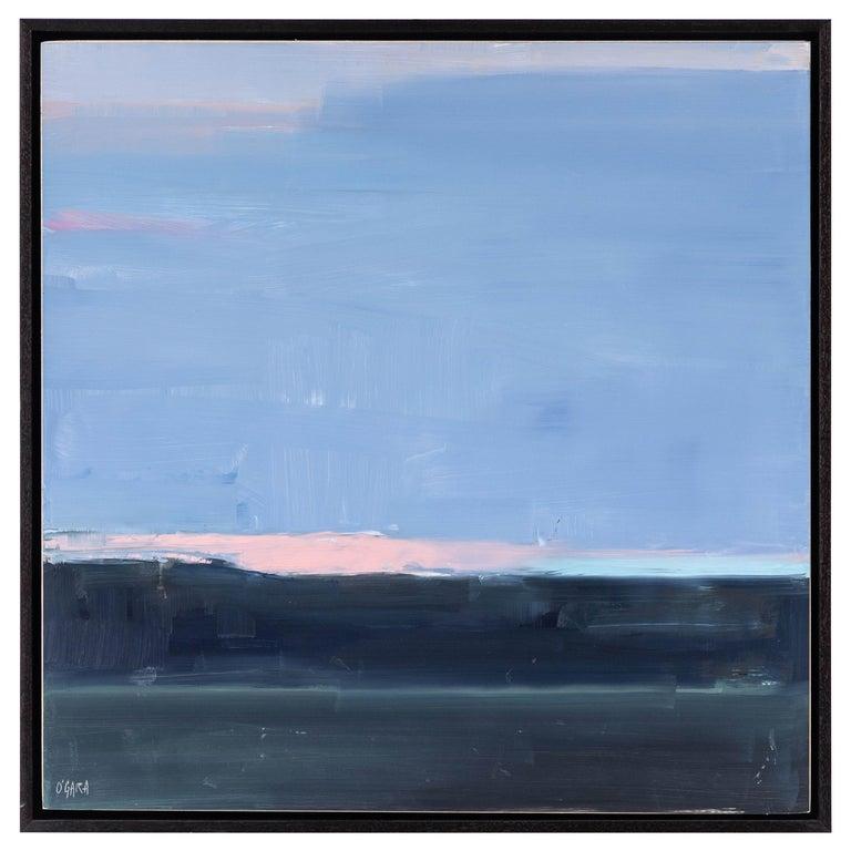 Mary Jo O'Gara Signed Oil Painting, Titled Sundown