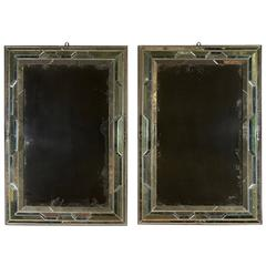 Impressive Pair of Venetian Baroque Mirrors
