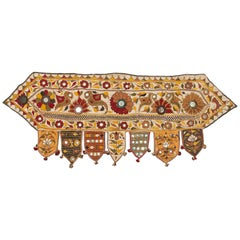 Mid-20th Century Banjara Wall Hanging, India