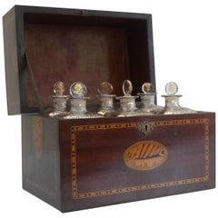 Late 19th Century Spirit Decanter Set