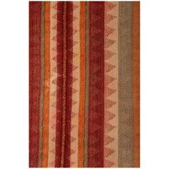 Vintage Kilim or Jajim Gashgai, Tribal Work