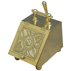 Aesthetic Movement Coal Scuttle
