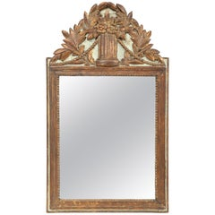 Louis XVI Neoclassical Mirror