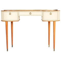 Midcentury Dressing Table by Halvdan Pettersson