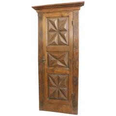 Antique Placards, Closet-Cupboards in Walnut