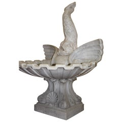 Marble Fountain, 19th Century