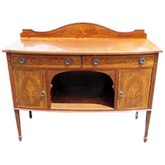 English Inlaid Server Attributed to Edwards and Roberts