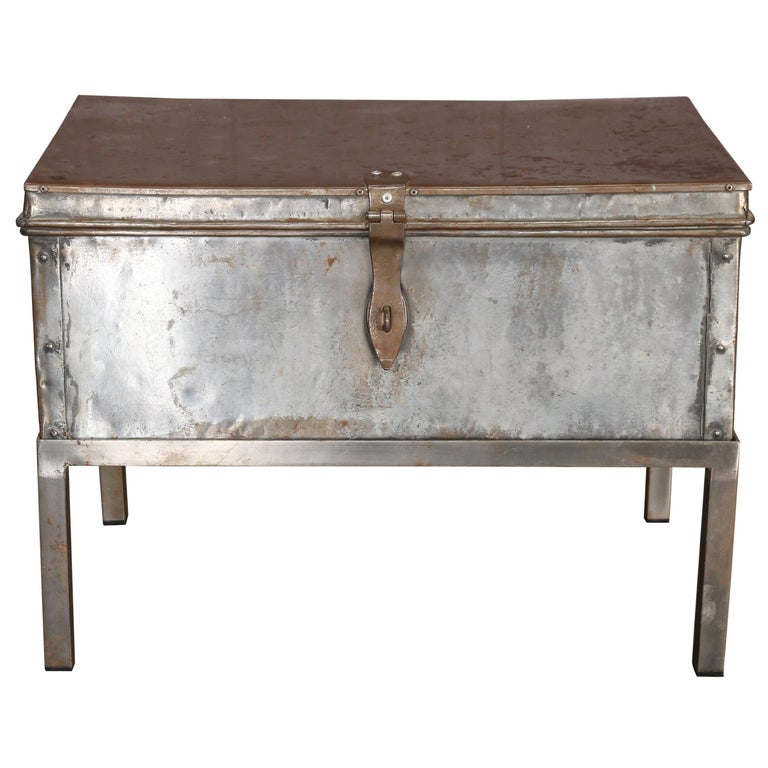 Metal Coffee Table or Side Table