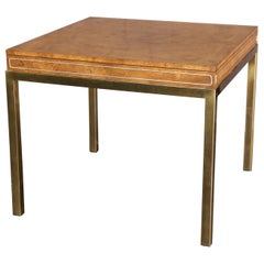 Mid-Century Modern Game Table or Card Table