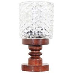 Retro Table Lamp by Kamenický Šenov, 1960s