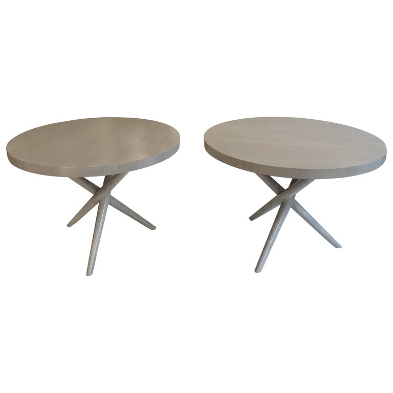 Side Tables by T.H. Robsjohn-Gibbings