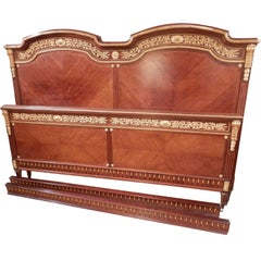 19th Century French Mahogany