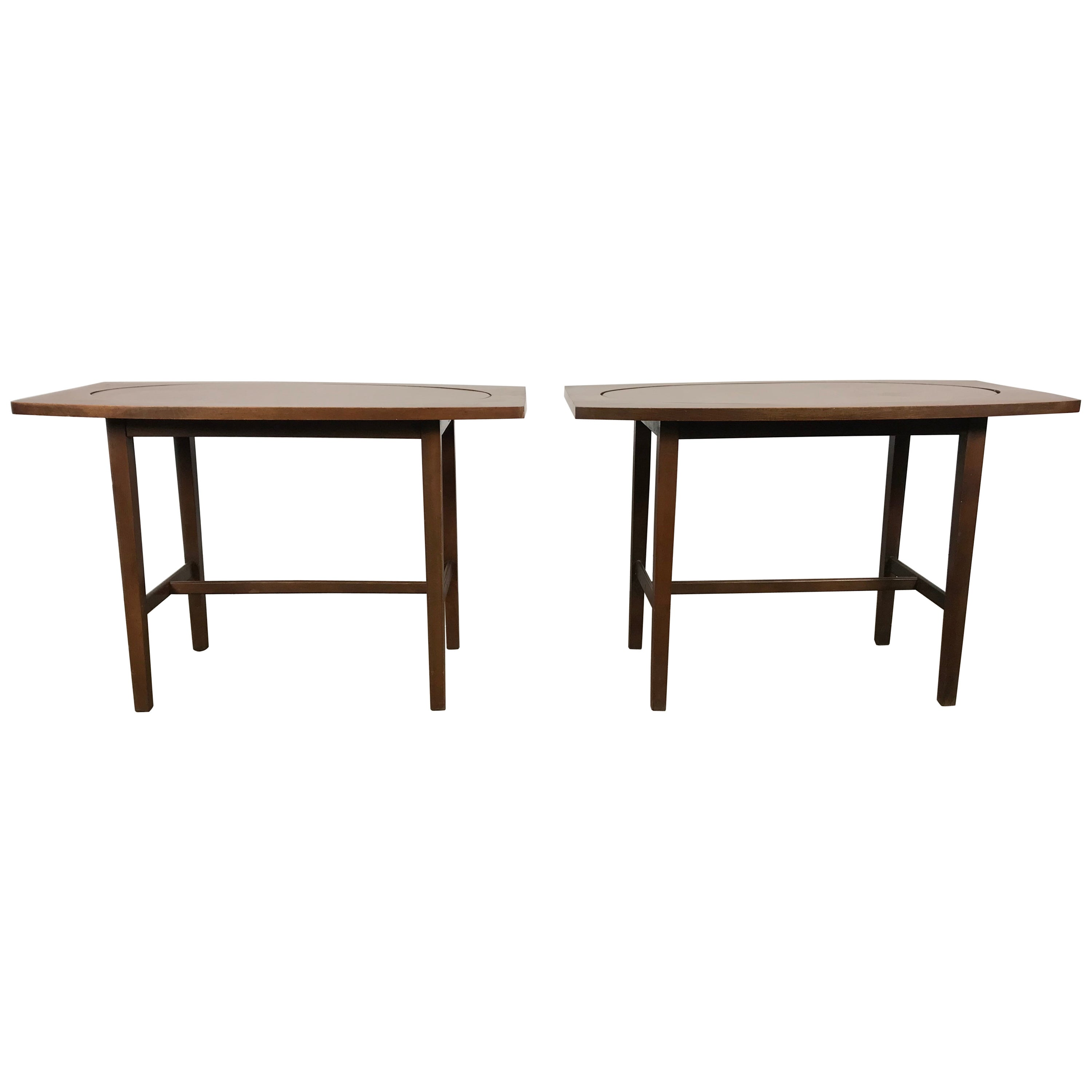 Paul McCobb End Tables Perimeter Group for Winchendon Furniture Co. 1950