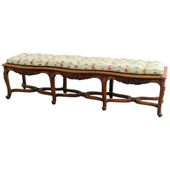 Country French Style Window Bench
