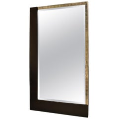 Ridgemont Leaning Mirror with Silver Leaf