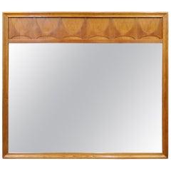 Broyhill Brasilia Walnut Mirror