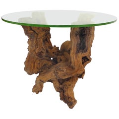 Natural Artist Crafted Grapevine Table Base