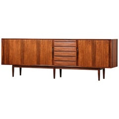 Arne Vodder Sideboard for Sibast, Model 76, Rosewood