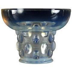 'Beautreillis' Art Deco Glass Vase by René Lalique