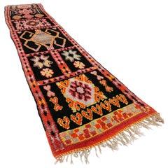 Moroccan Runner Rug, Carpet Runner, Very Long Vintage Runner Rug