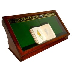 Victorian Stationer's, Retail Pen Display Cabinet