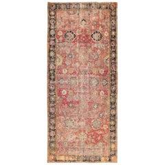Rare 17th Century Persian Isfahan Rug