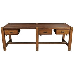 Rare Console Table from Spain, circa 1960