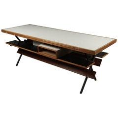 Rare Dutch Console Table, circa 1970