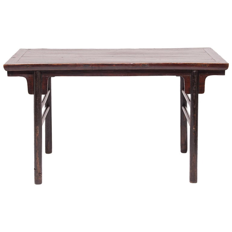 19th Century Chinese Calligrapher's Table