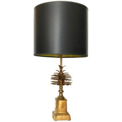 Maison Charles Style Pine Cone Lamp