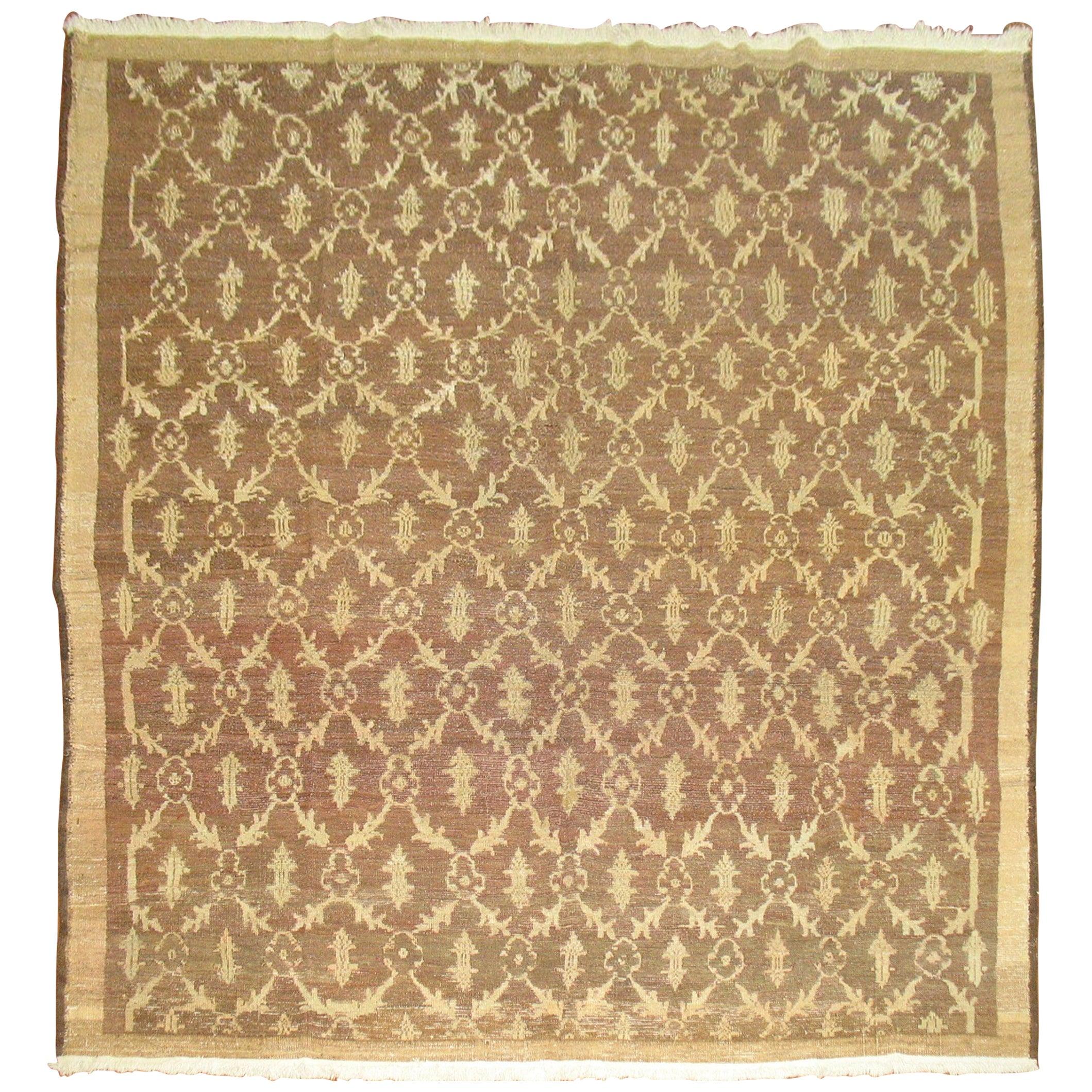 Vintage Turkish Konya Room Size Rug