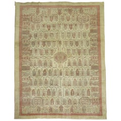 Vintage Turkish Anatolian Room Size Rug