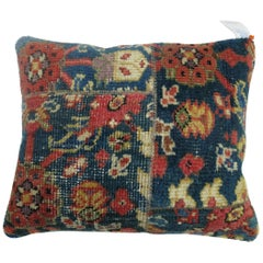 Green Persian Mahal Patchowrk Pillow