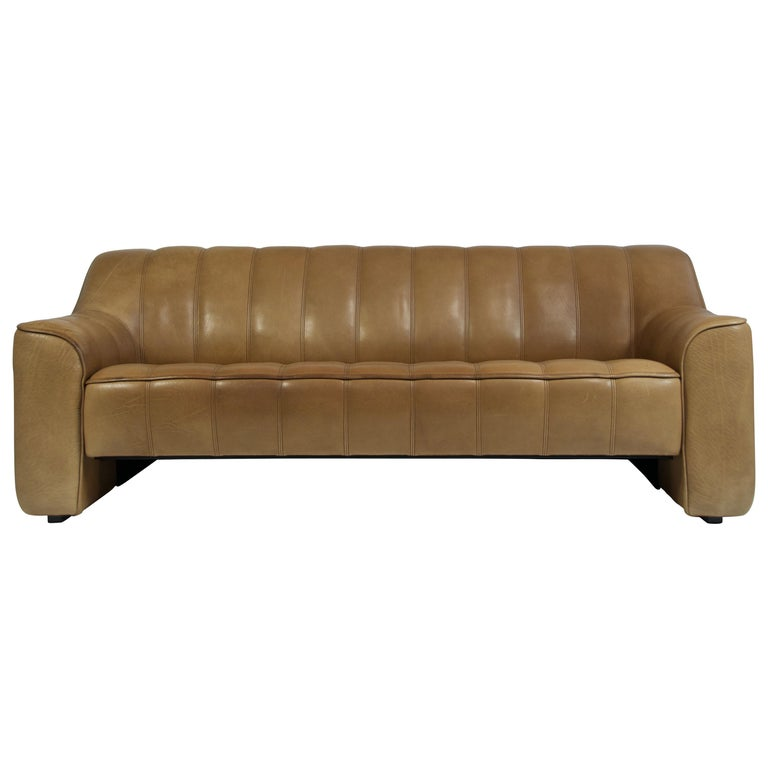 De Sede DS44 Leather Sofa