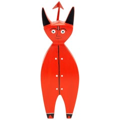 Vitra Little Devil Wooden Doll by Alexander Girard