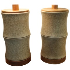 Pair of Martz Table Lamps