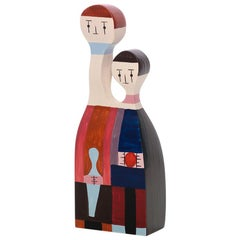 Vitra Wooden Doll No. 11 by Alexander Girard