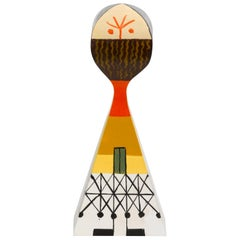 Vitra Wooden Doll No. 13 by Alexander Girard